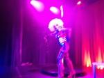 Kat doing Dancing Machine