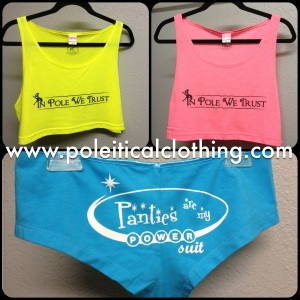 New Items from Poleitical Clothing